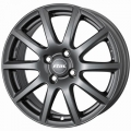 Alufælge Up!, Citigo, MII med ContiWintherContact TS850 - 175/65R14-82T